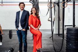 Maximilian Baumann und Nina Havel, 2018